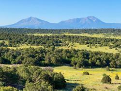 Spanish peaks view to the S. Stunning.
