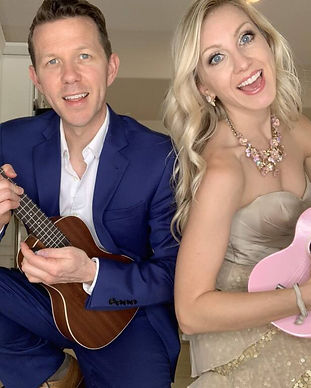 Libby and Stephan Broadway In Love Uke.j