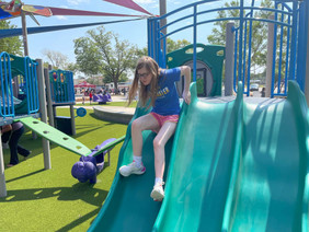 Enjoying the slides