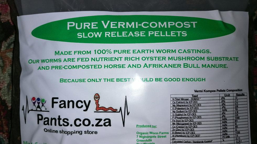 10 kg vermi compost slow release pellets