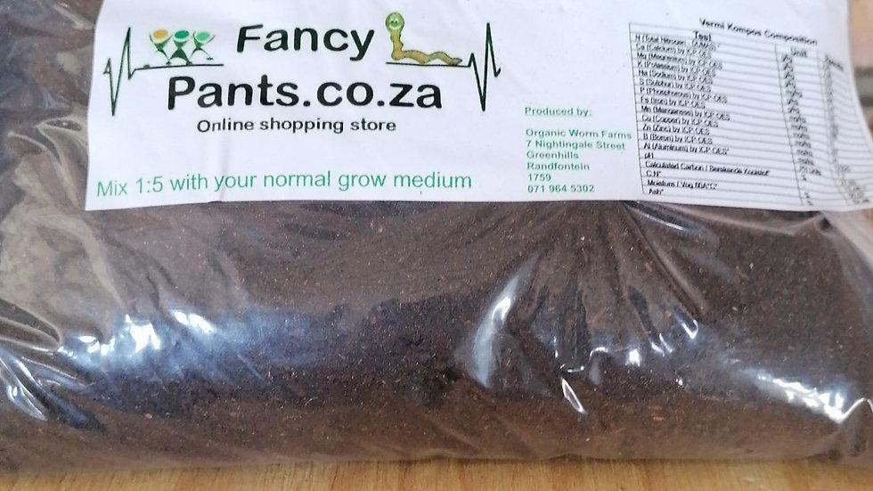 2 kg vermi-compost fine