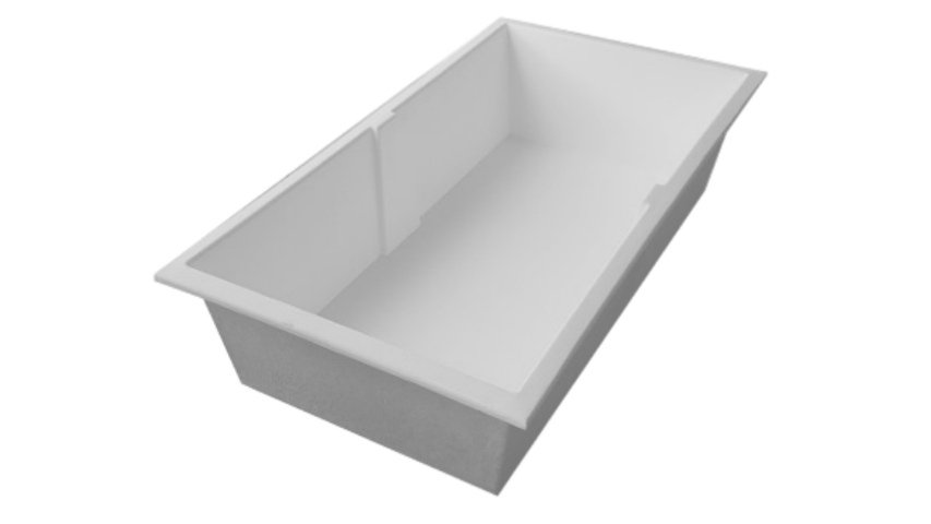 1200x600x300 Grow Bed