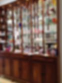 Farmácia de manipulação tradicional em Higienópolis.