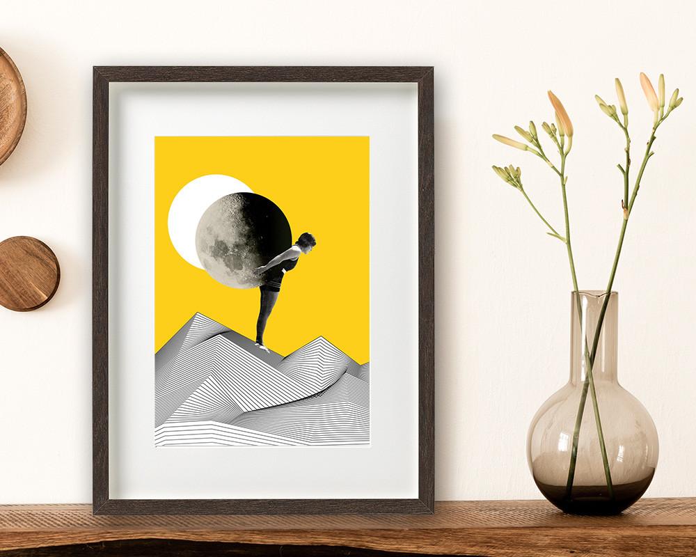 הדפסי אמנות - אורית כלב