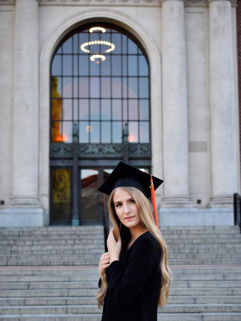 Brielle Graduation Shoot