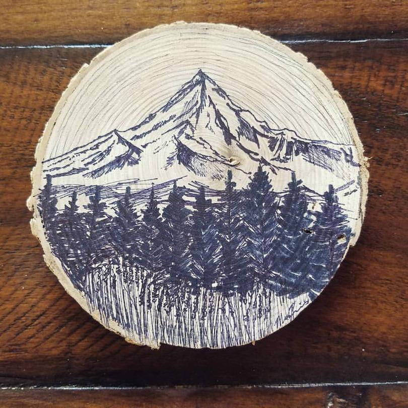 Mt Hood Coaster