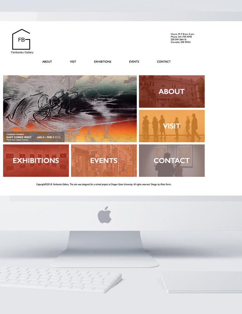Fairbanks Website