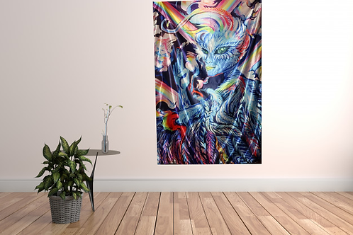 Celestial Holographic Tapestry