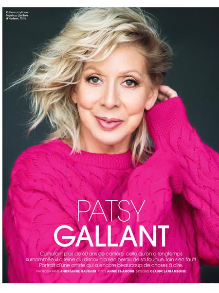 Patsy Gallant @ Vero Mag