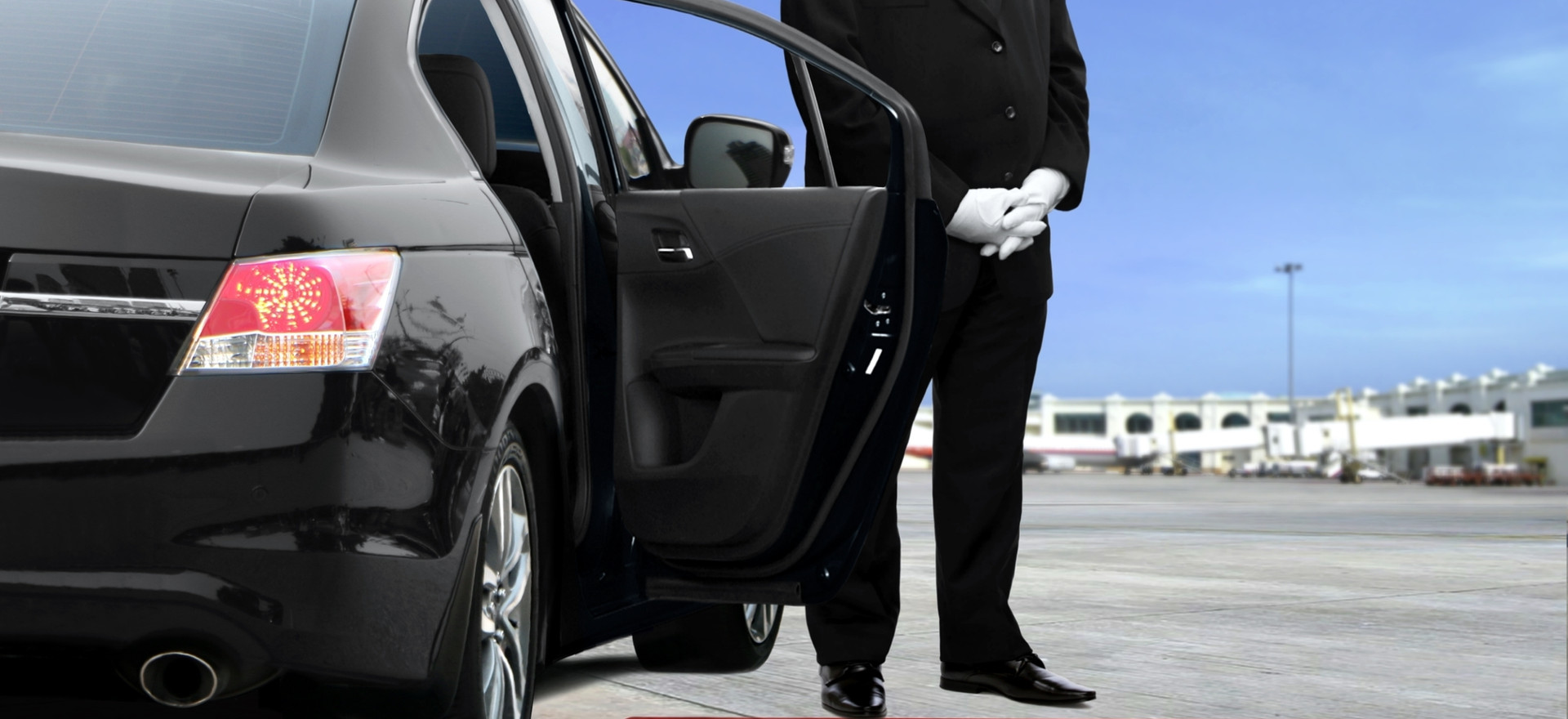 Chauffeur Waiting for Client