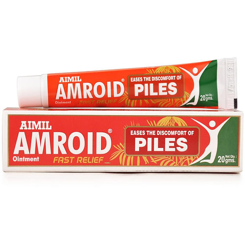 AMROID OINTMENT 20 GMS MRP