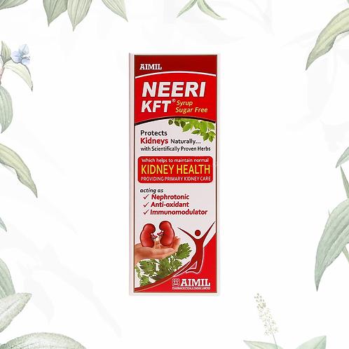 Neeri KFT Syrup  200 ML (Sugar Free) MRP