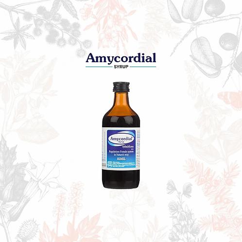 AMYCORDIAL SYP 200 ML MRP
