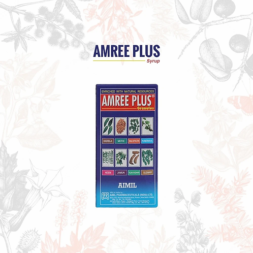 Amree Plus 100 GM Granules MRP