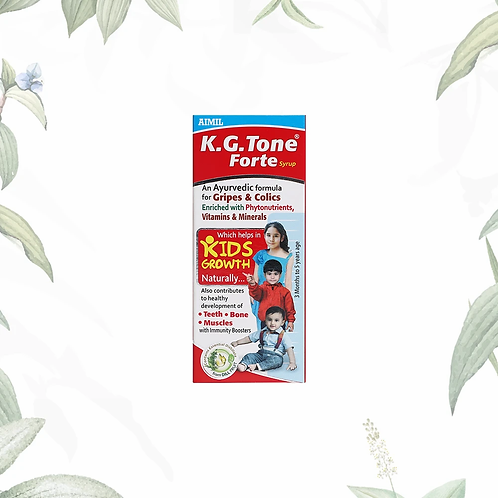 K.G. Tone Forte 100 ML MRP