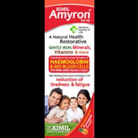 AMYRON SYP 200 ML MRP