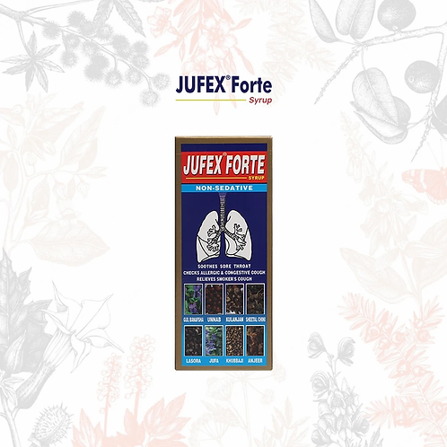 Jufex Forte Syrup  100 ML MRP