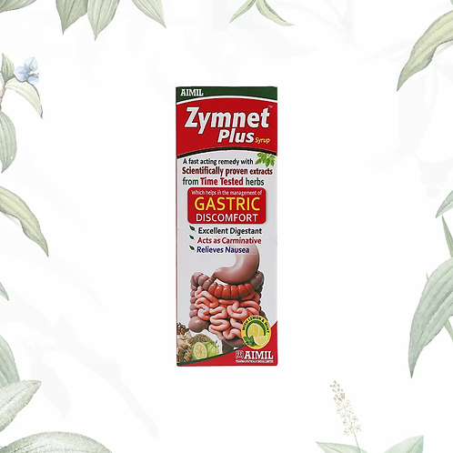 Zymnet Plus Syrup 100 ML MRP