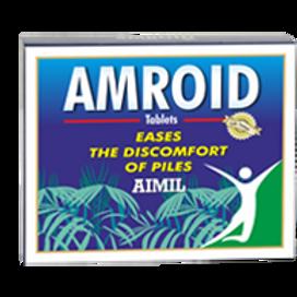 AMROID TAB 30'S MRP