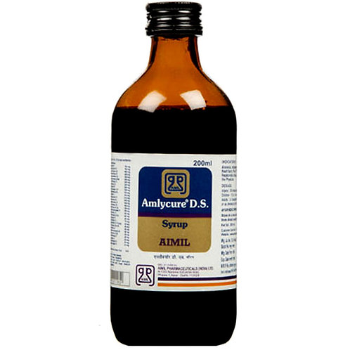 Amlycure Syrup DS 200 ML MRP