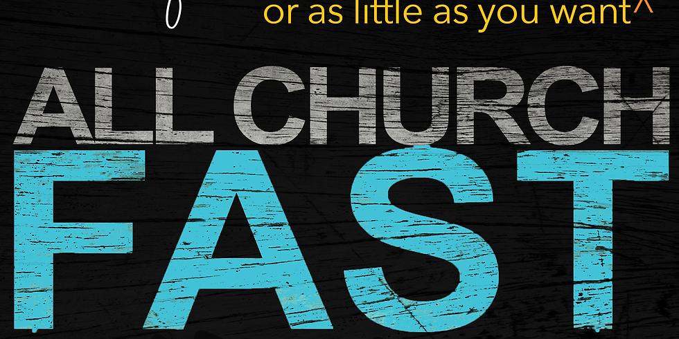 All Church Fast