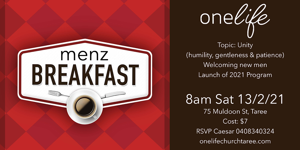Menz Breakfast