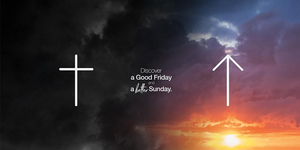 Good Friday Communion ZOOM Online
