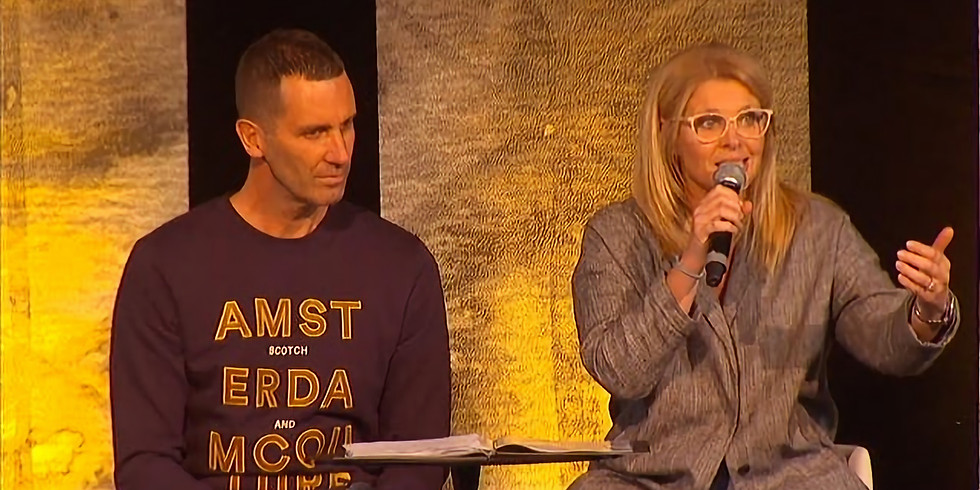 Joel and Julia A'Bell: MNC ACC District Meeting @ One Life