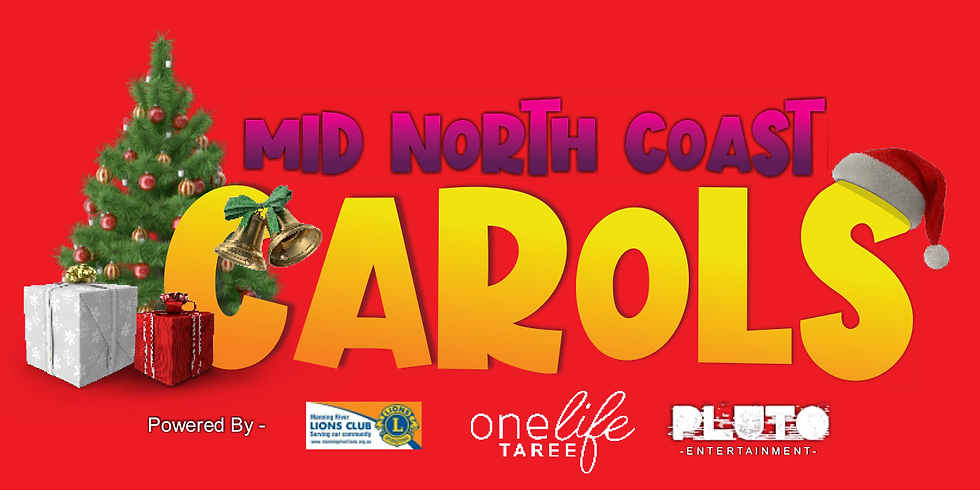 Mid North Coast Carols - Streamed by Pluto Inclusive Entertainment