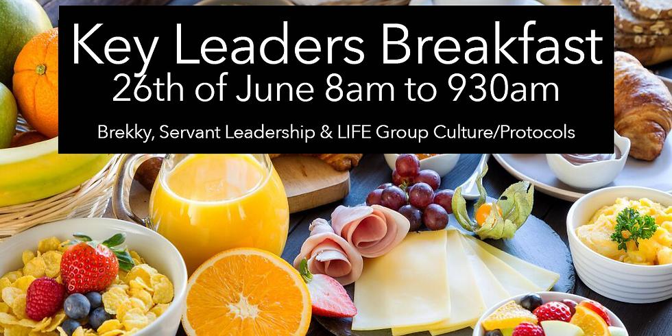 Key Leaders' Breakfast