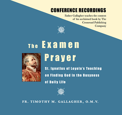 The Examen Prayer: Finding God in the Busyness of Daily Life (8 CDs)