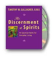 Discernment of Spirits: An Ignatian Guide for Everyday Living (Audiobook)