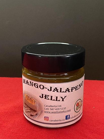 Mango-Jalapeno Jelly
