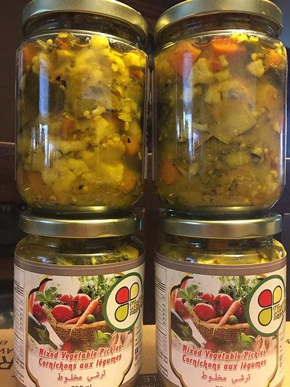 Mix Vegetable Pickle