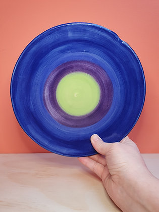 Cool Waters Dinner Plate
