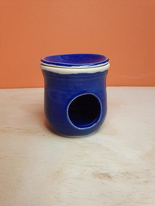 Blue Oil/Wax Burner