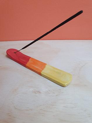 Warm Flame Incense Holder
