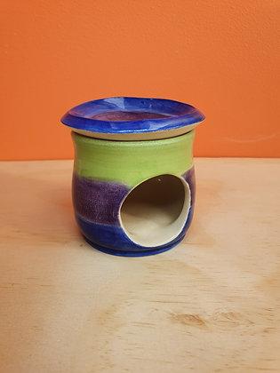 Cool Waters Stripe Oil/Wax Burner