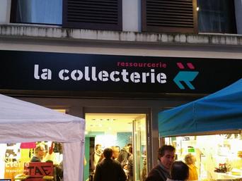 La Collecterie inaugure sa nouvelle adresse rue Dreyfus