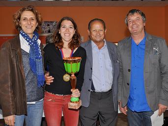 Challenge Facoetti, Anne-Marie Heugas à la rencontre des sportifs et sportives.