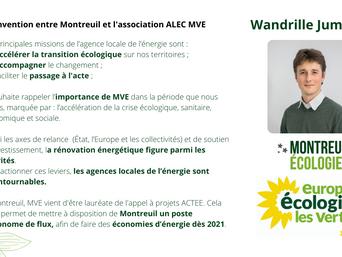 L'Agence Locale de l'Énergie et du Climat – MVE, une convention au service de la transition