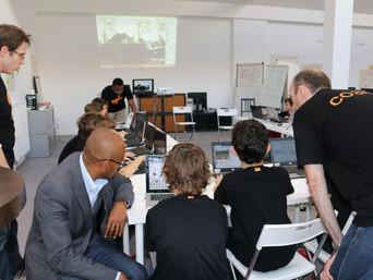 Opération SuperCodeurs à Simplon (Montreuil) : sensibiliser les plus jeunes au « code »