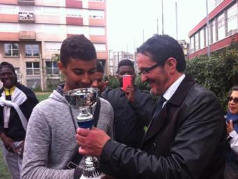 Au tournoi Habibou Sow.