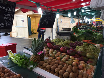 Le marché rue de la Dhuys se développe !