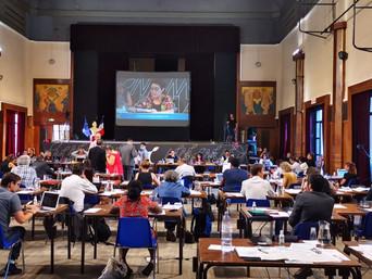 Conseil municipal : intervention de Mireille Alphonse au débat général sur le budget