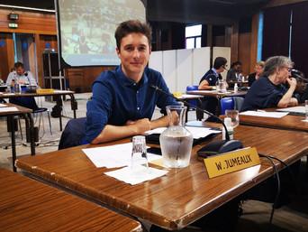 Conseil municipal: intervention de Wandrille Jumeaux sur l'agence locale de l'énergie et du