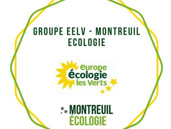 Les élu·es EELV-Montreuil Écologie aux côtés des Montreuillois·es !