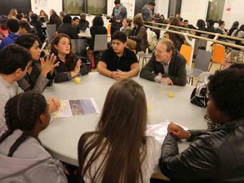 Soirée de lancement du projet « TABADOUL » : échange de jeunes entre Montreuil et Beit Sira