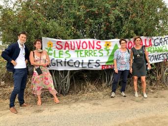 La ville de Montreuil défendra les terres agricoles de Gonesse