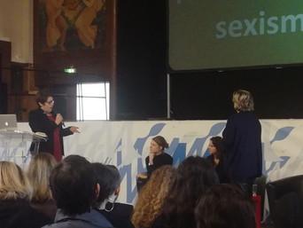 Matinée de lutte contre le sexisme et harcèlement au travail